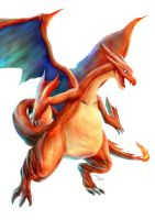 Pokemon Mega Charizard Y