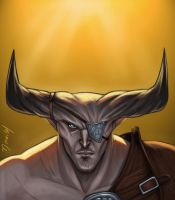 Iron Bull by Merwild