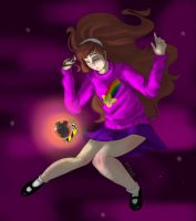 Mabel Pines - Trapped by Rythianfan1120