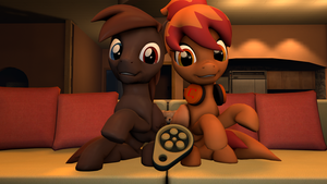 [SFM Request] Two Cuties by DanielZman