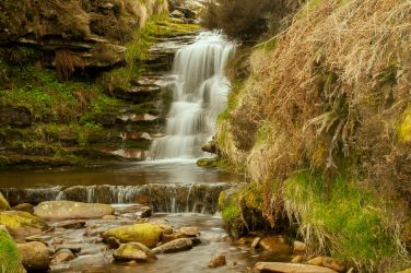 FREE STOCK !! Kinder Scout Derbyshire by mzkate