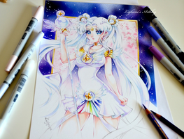 Sailor Cosmos by Lighane