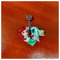 Princess Ariel Pendant by LizaByte