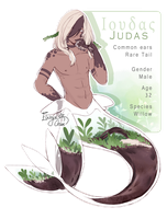 [OC] MYO Willow: Judas by Elissya-chan