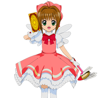 Cardcaptor Sakura by tomoP