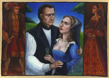 Thomas and Margaret Cranmer by suburbanbeatnik
