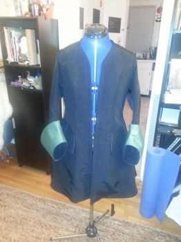 Harry Potter house inspired Pirate Coat by WinterFox13