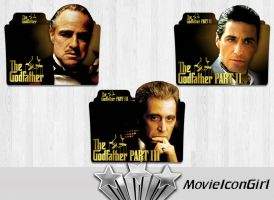 The Godfather Collection Folder Icon Pack by MovieIconGirl