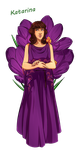 Dr Who Flowers - Katarina by Yet-One-More-Idiot