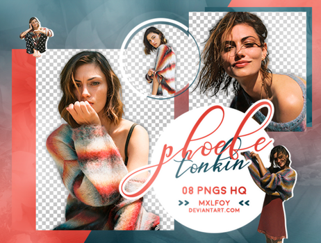 Pack png 130 // Phoebe Tonkin by mxlfoy