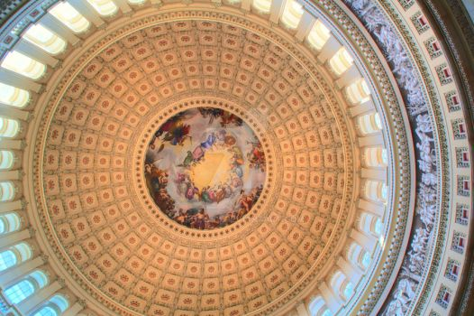 Capital Rotunda HDR