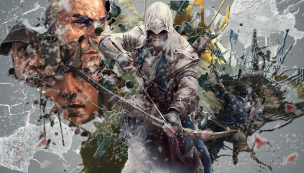 Assassin's creed 3 by ThatGuyDream