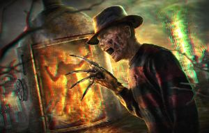 Are You Ready for Freddy? 3-D conversion by MVRamsey