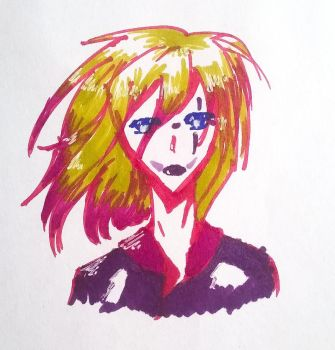 Marker Sketch 3 by Pheon123