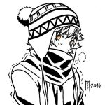 commission. Earthquake Relief 33 - Yukine by maioceaneyes
