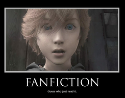 Fanfiction: Who read some? by Raine-Rose