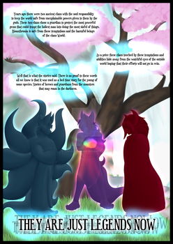 The Rose Blooms :Page 1: by TynaStargazer