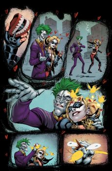 Injustice: Ground Zero #8 p2 by MarkHRoberts