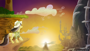 Dawn of a New Adventure by BlindCoyote