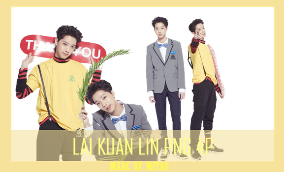 PNG Lai Kuan Lin PNG 4P by MiTaoo