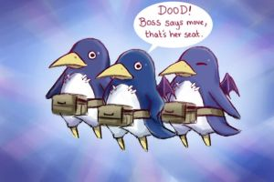 Disgaea - Prinny Squad? by NightmareTease