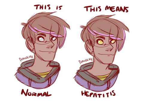 TIP: For People Who Give Their Humans Yellow Eyes by Pyroglifix