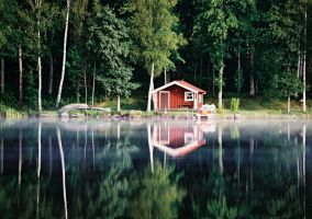 The Boathouse by Lhox