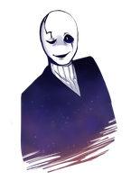 Gaster by Khunax