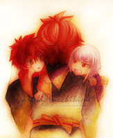 +GC: Our memory of Him+ by twilight-inochihime
