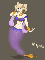 Farnese Commission  by mayorlight