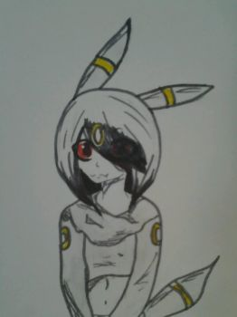 Alskdj Umbreon. by Icyriah