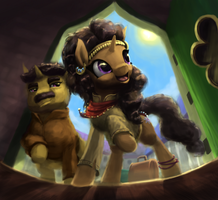 Moving In by Bakuel