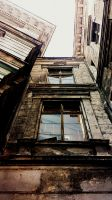 somewhere in Wroclaw by Shreever