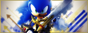 Sonic Vector Signature by Grily