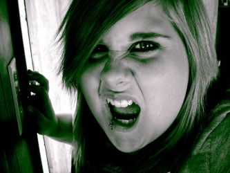 Rawr I am Hulk by blessthefallxo