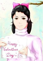 Happy Valentine's Day by AceLight525519