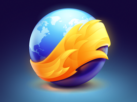 Mozilla Firefox icon by Ampeross