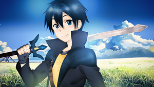 Kirito by XxAjisai-GraphicxX