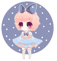 My new OC(Name:IDK) by WeeBabey