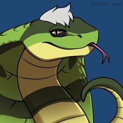 Gift - Snek icon by xtofubreadx