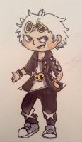 Guzma guy by CatEyes-To-CatTails