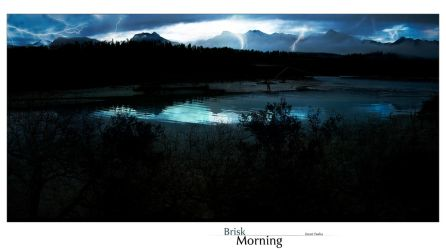 Brisk Morning by BPauba