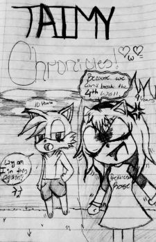 TAIMY Chronicles! (Cover art) by Asweetdarkheart