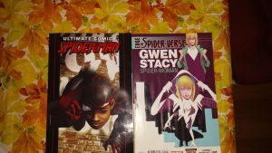My recent comic acquisitions by SpiderTrekfan616