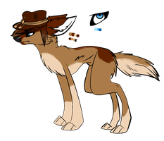 The Walking Dead Wolves - Carl *CUSTOM* by SnippySnout