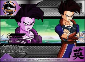 Teen Nach (Dark Namekian Saga) by MAD-54