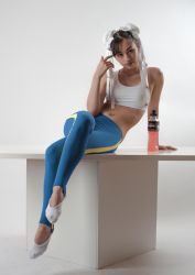 Vanessa Sporty 11a by jagged-eye