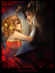 Beauty and the Beast by Alicechan