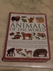 my the complete Encyclopedia Animals of the world by UnicornLover2500