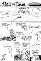Comic Pages by mcd91